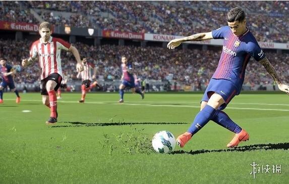 世界足球競賽2018(Pro Evolution Soccer 2018)DanieL畫質美化亮度降低補丁
