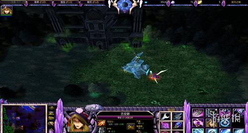 魔獸爭霸3冰封王座(Warcraft III The Frozen Throne)v1.24寂滅之地v1.3