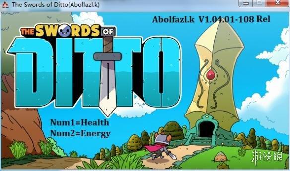 迪托之劍(The Swords of Ditto)v1.04.01-108版兩項修改器Abolfazl.k版
