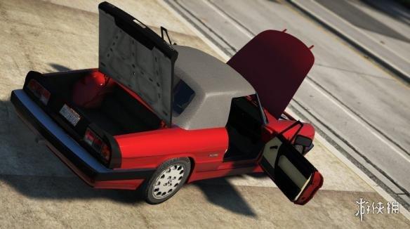 俠盜獵車手5(Grand Theft Auto 5)阿爾法羅密歐Spider115跑車MOD(感謝會員kuangjian提供分享)