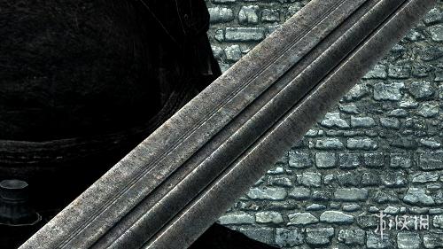 上古卷軸5:天際(The Elder Scrolls V: Skyrim)Grimdel長柄劍MOD