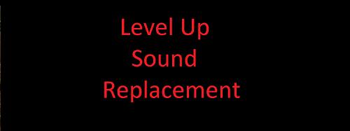 上古卷軸5:天際(The Elder Scrolls V: Skyrim)升級聲音替換MOD
