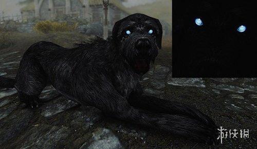 上古卷軸5:天際(The Elder Scrolls V: Skyrim)獨特的巴爾巴斯重新處理MOD