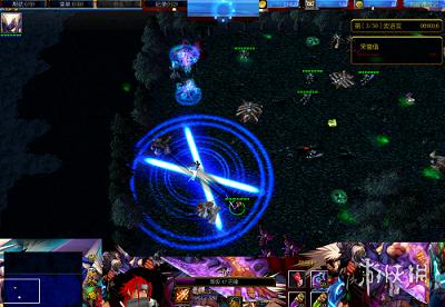 魔獸爭霸3冰封王座 v1.24阿拉德戰記異次元裂縫v1.19_魔獸爭霸3遊戲地圖