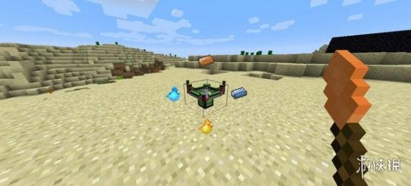 Minecraft我的世界(Minecraft)v1.10.2元氣魔法MOD