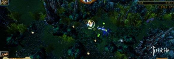 魔獸爭霸3冰封王座(Warcraft III The Frozen Throne)1.24陰魔境 v1.0.1