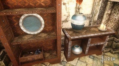 上古卷軸5:天際(The Elder Scrolls V: Skyrim)貴族家具改進MOD