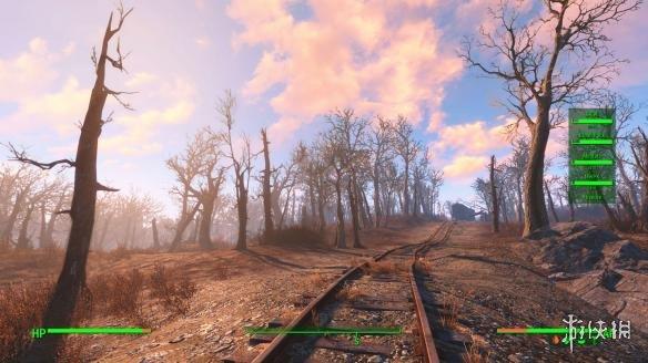 異塵餘生4(Fallout 4)在HUD上顯示激活效果