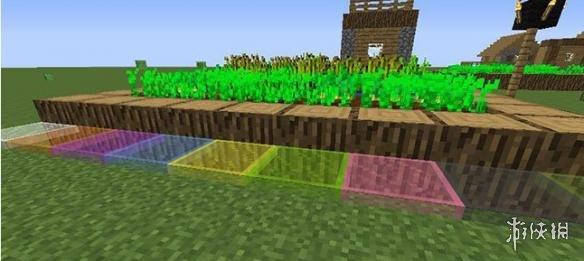 Minecraft我的世界(Minecraft)v1.9可平放的玻璃板MOD