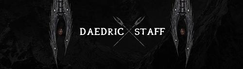 上古卷軸5:天際(The Elder Scrolls V: Skyrim)取代Daedric員工模型MOD