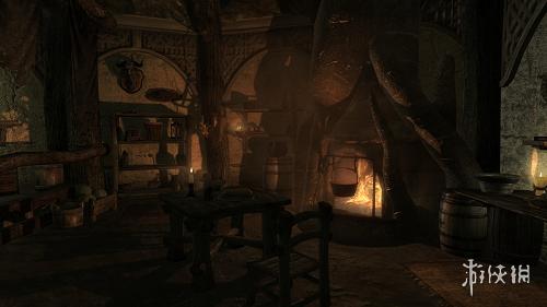 上古卷軸5:天際(The Elder Scrolls V: Skyrim)史瑞克的沼澤屋MOD