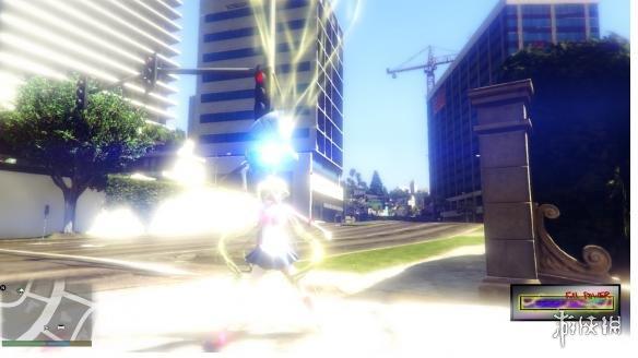 俠盜獵車手5(Grand Theft Auto V)月野兔MOD(感謝會員kuangjian提供分享)