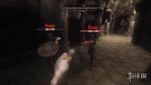 上古卷軸5:天際(The Elder Scrolls V: Skyrim)Draugr更多的生命MOD