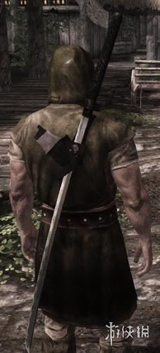 上古卷軸5:天際(The Elder Scrolls V: Skyrim)安魂曲第三紀武器中失踪的卡塔納斯MOD