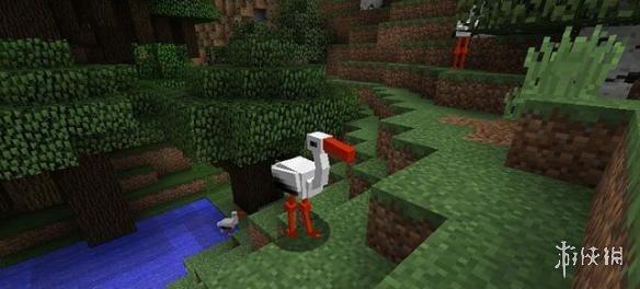 Minecraft我的世界(Minecraft)v1.10.2地球生物MOD