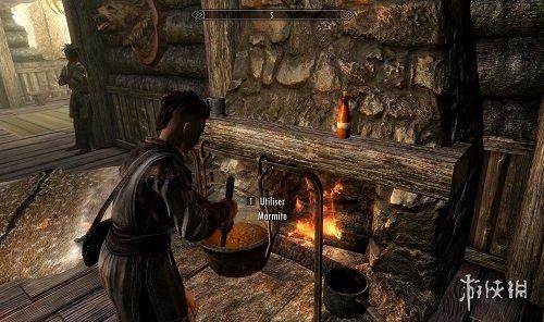 上古卷軸5:天際(The Elder Scrolls V: Skyrim)更多烹飪鍋水壺MOD