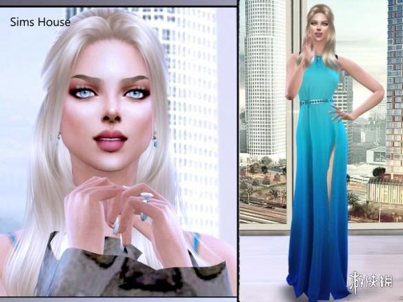 類比市民4(The Sims 4)桑德拉西摩MOD