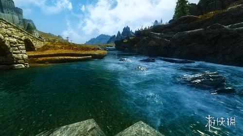 上古卷軸5:天際(The Elder Scrolls V: Skyrim)天窗補丁ENB的天氣擴展的水補丁MOD