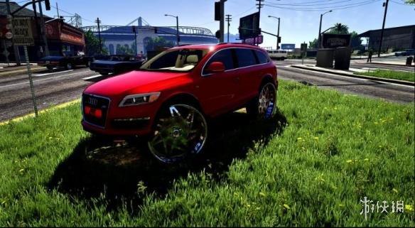 俠盜獵車手5(Grand Theft Auto 5)2009款奧迪Q7 AS7 DONK運動型多用途汽車MOD(感謝遊俠會員雨文冰璃提供分享)
