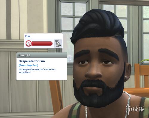 類比市民4(The Sims 4)V2018091低樂趣無聊MOD
