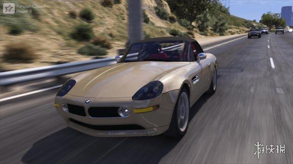 俠盜獵車手5(Grand Theft Auto 5)寶馬Z8跑車MOD(感謝遊俠會員kuangjian提供分享)
