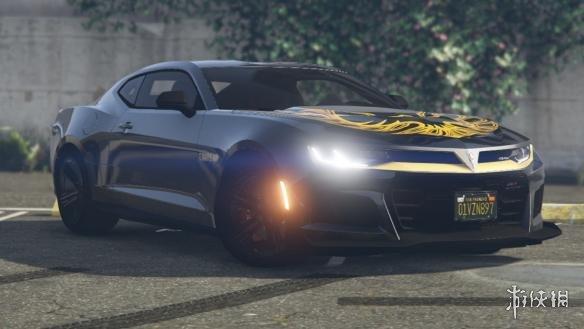 俠盜獵車手5(Grand Theft Auto 5)2018款龐蒂亞克Trans Am跑車MOD(感謝遊俠會員kuangjian提供分享)