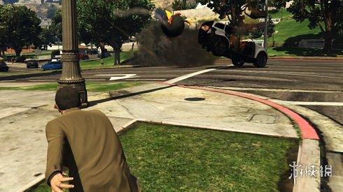 俠盜獵車手5(Grand Theft Auto 5)憤怒鳥版手雷MOD(感謝遊俠會員kuangjian提供分享)