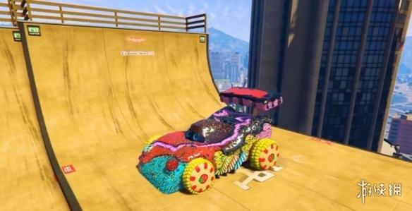 俠盜獵車手5(Grand Theft Auto 5)糖果卡丁車MOD(感謝遊俠會員雨文冰璃提供分享)