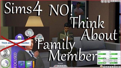 類比市民4(The Sims 4)V20181022阻止你自主思考傢庭成員MOD