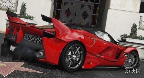俠盜獵車手5(Grand Theft Auto 5)法拉利FXX K16超跑MOD(感謝遊俠會員kuangjian提供分享)