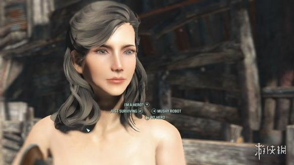 異塵餘生4(Fallout 4)LIV人物捏臉預設MOD