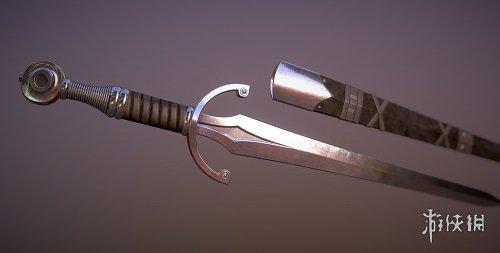 上古卷軸5:天際  Voam的新劍MOD_上古卷軸5:天際遊戲MOD