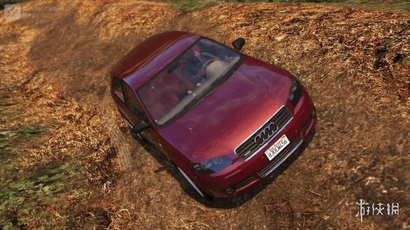 俠盜獵車手5 2003款奧迪A3 3.2Quattro掀背兩廂轎車MOD(感謝遊俠~夏娜~提供分享)_俠盜獵車手5遊戲MOD