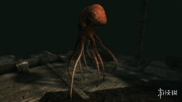 上古卷軸5:天際  大章魚和大烏賊MOD_上古卷軸5:天際遊戲MOD