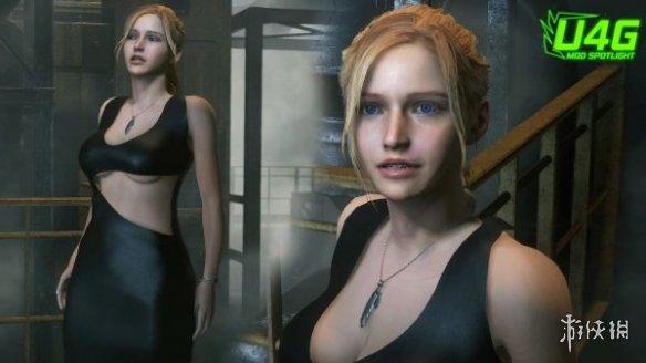 生化危機2:重制版 克萊爾優雅的連衣裙MOD