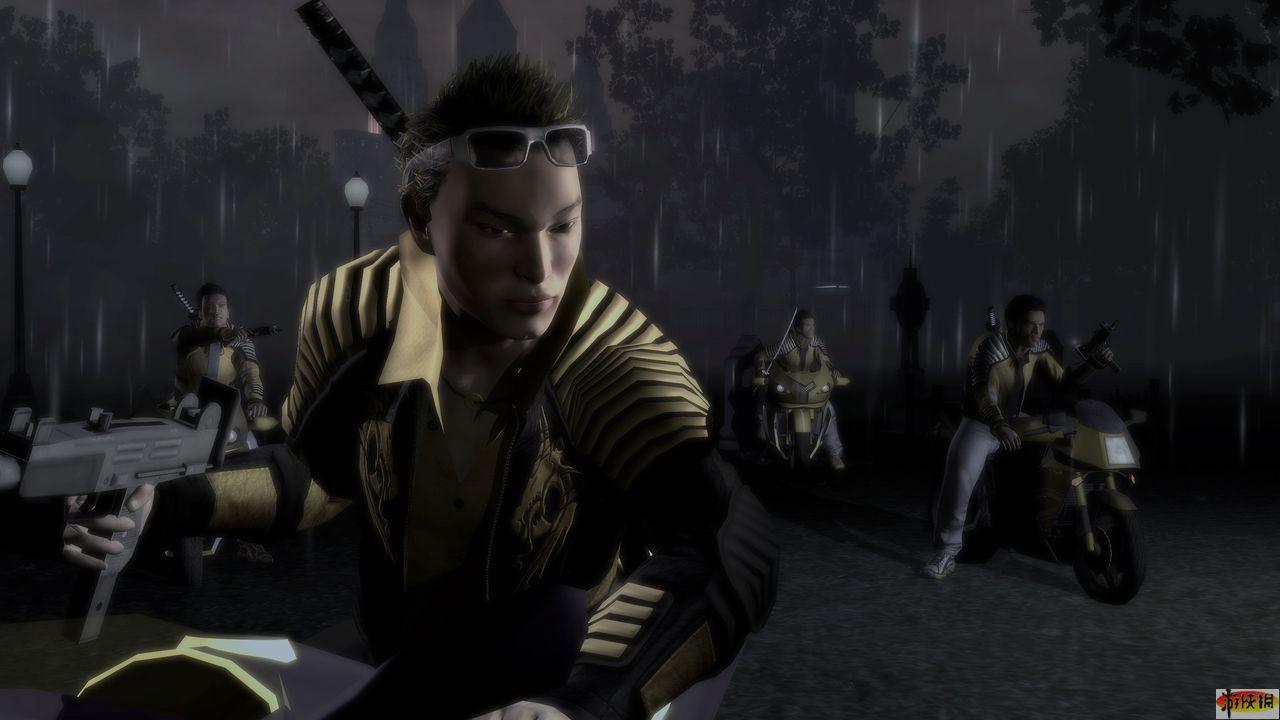 《黑道圣徒2》黑帮精彩游戏截图赏析