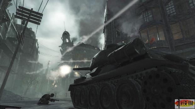 使命召唤5世界战争 游戏截图公布