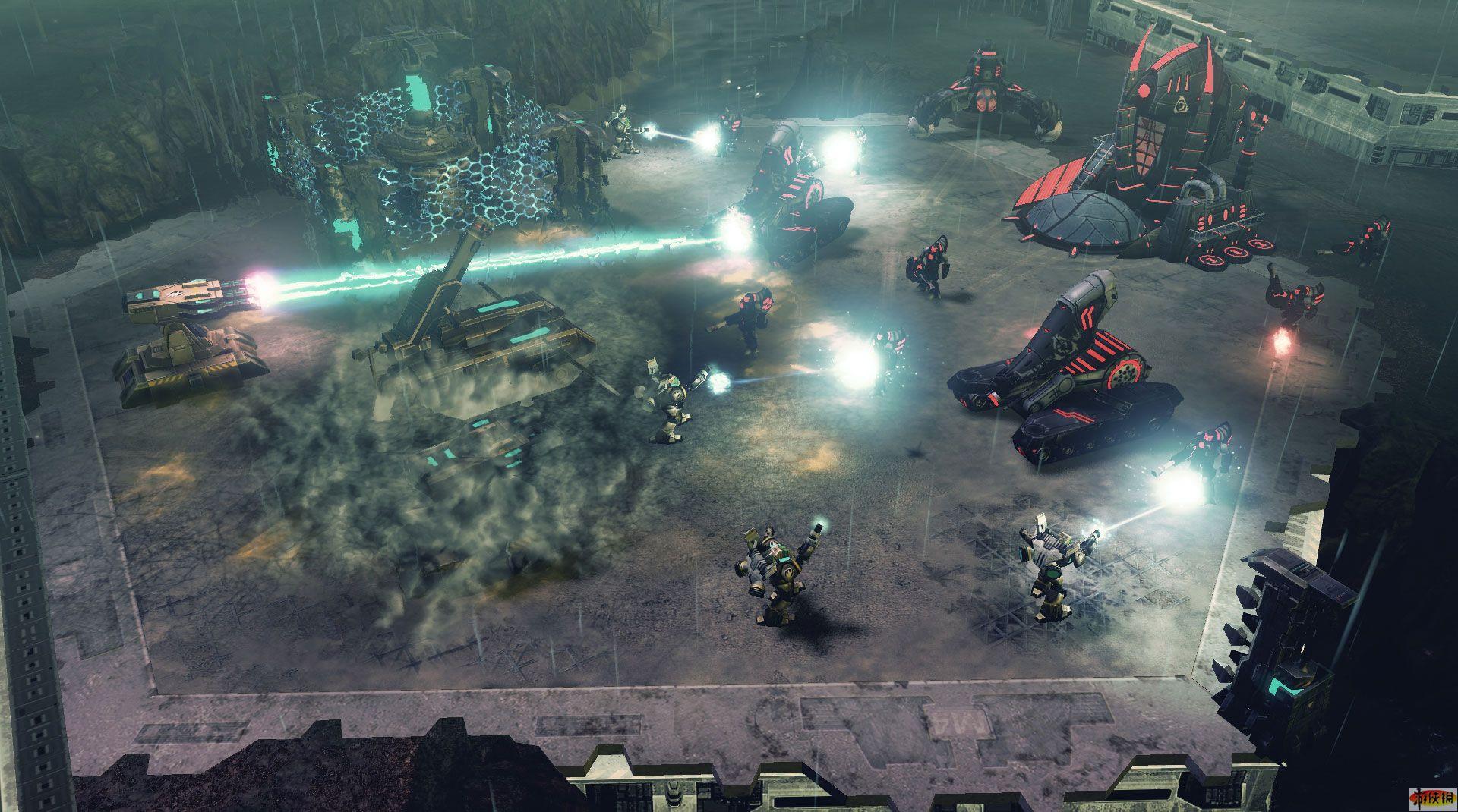 《命令与征服4》游戏开发者问与答