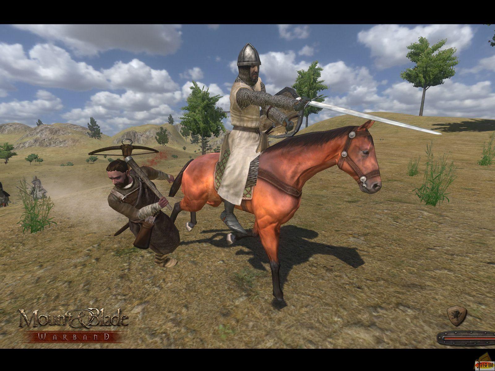 《骑马与砍杀战团》公布