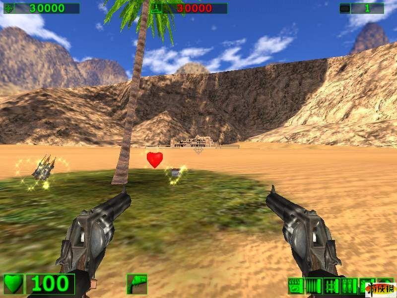 向沙漠方向左面方向笔直走,大约走2分钟左右,你会发现一棵树和+100