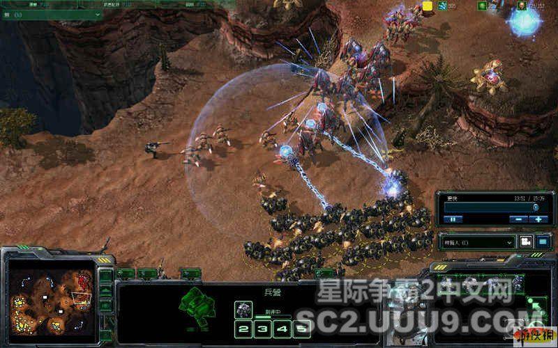 星际争霸2路西芙蓉双基地掠夺战术全解析