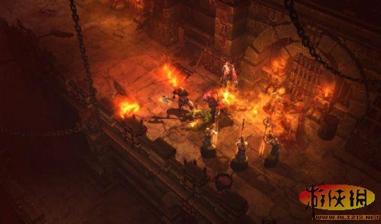 ...暗黑破坏神3》是合作导向的游戏不是对抗导向的游戏他们希...
