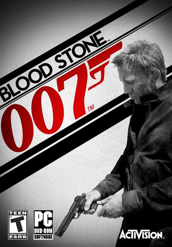 James Bond 007 - Blood Stone (2010/РУС/PC/Repack by MOP030B) .