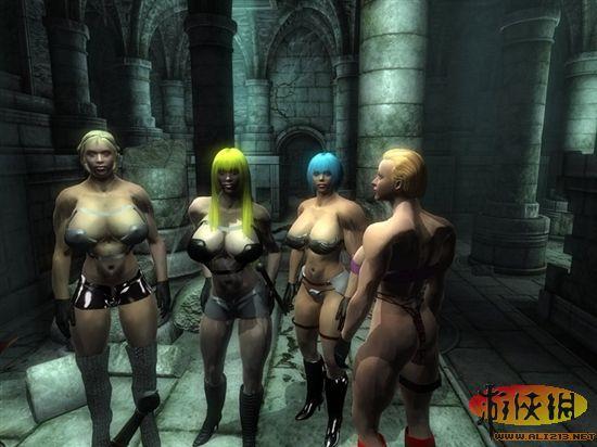 RiZkA.BiZ - Форум о секс играх * Просмотр темы - Oblivion для взрослых.