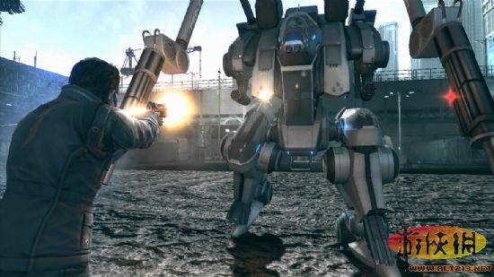 lplus制作Square Enix发行的科幻大作《Mindjack》的发售日确定,美