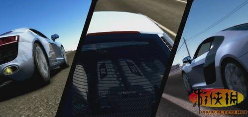《无限试驾2》奥迪系列车展示预告片公布