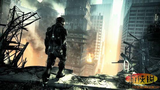 今年最期待新作《孤岛危机2》3d屏射游戏演示