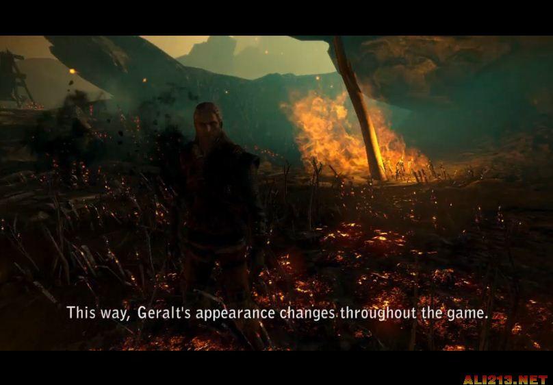 《巫师2》开发日志3 塑造游戏角色背后的故事