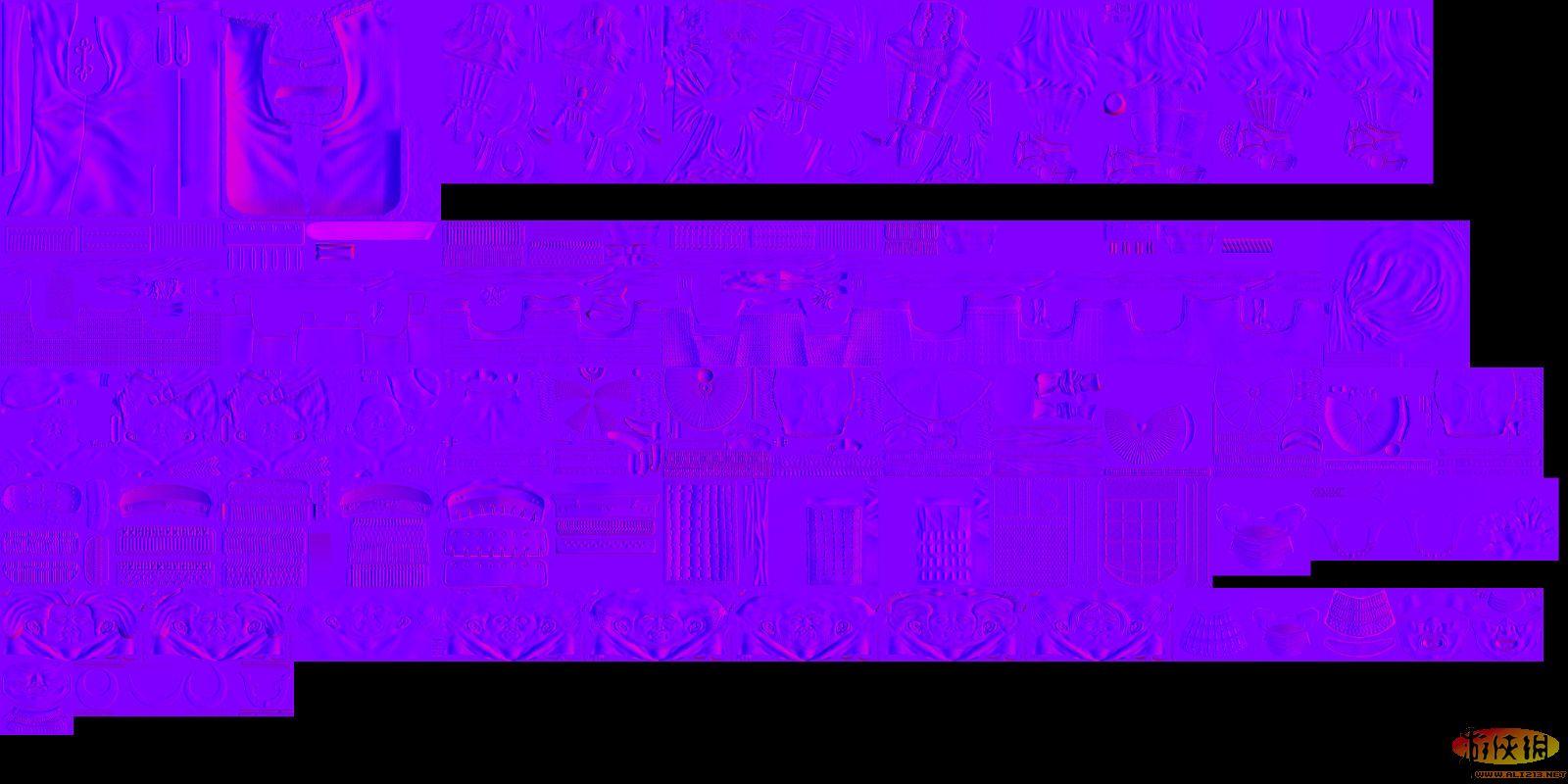 《全面战争:幕府将军2》贴图技术攻略