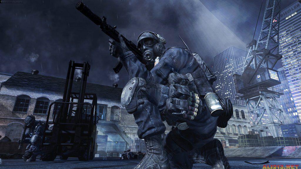 《使命召唤8:现代战争3》pc零售版下载首发